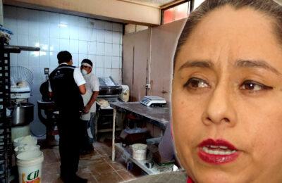 Panaderías desconocen protocolos Covid